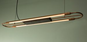 Gilded Rosewood Fishing Rods