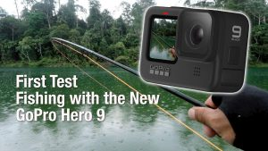 Gopro Fishing Rods