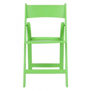 Green Camping Chairs