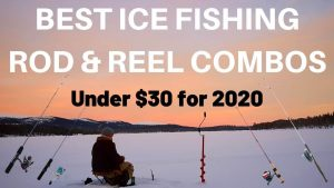 Ice Fishing Rods And Reels