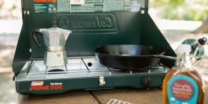 Induction Camping Stoves