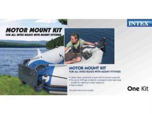 Inflatable Boats Motor Mount