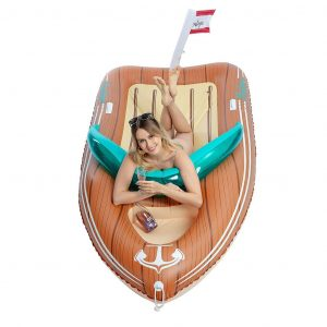 Inflatable Boats Pool Toy