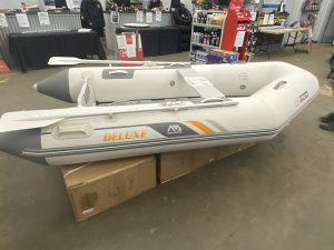 Inflatable Boats With Aluminum Floor