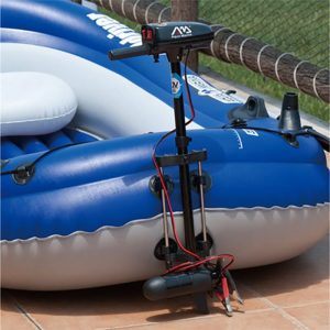 Inflatable Boats With Electric Motor