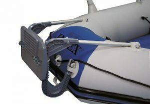 Inflatable Boats With Motor Mount