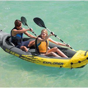 Inflatable Kayaks And Canoe