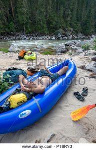 Inflatable Kayaks Camping