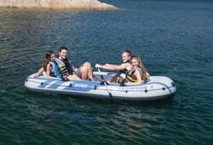Intex Excursion 4 Inflatable Boats