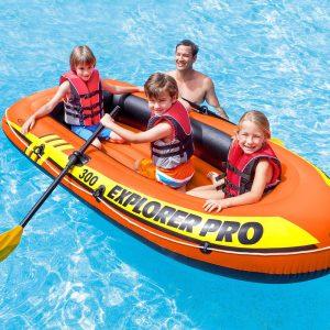 Intex Explorer 300 Inflatable Boats