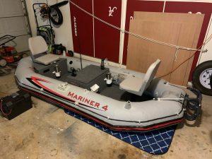 Intex Mariner 4 Inflatable Boats