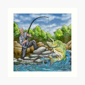 Jeremy Wade Fishing Rods