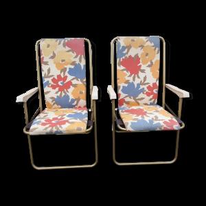 Lafuma Camping Chairs