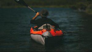 Lagoon 2 Inflatable Kayaks