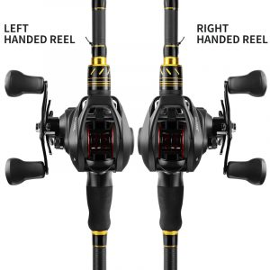 Left Handed Fishing Rods