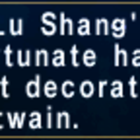Lu Shang's Fishing Rods