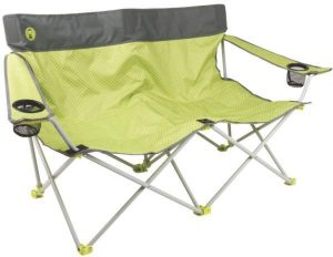 Maccabee Double Camping Chairs