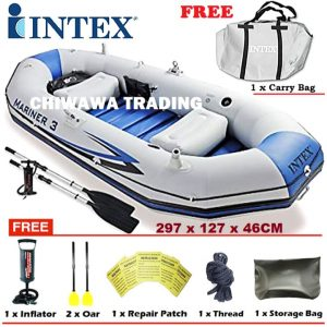 Mariner 3 Inflatable Boats