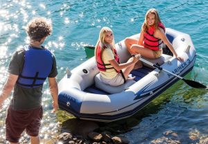 Mariner 400 Inflatable Boats