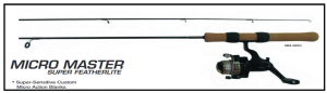 Micro Fishing Rods And Reel