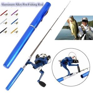 Mini Fishing Rods And Reel