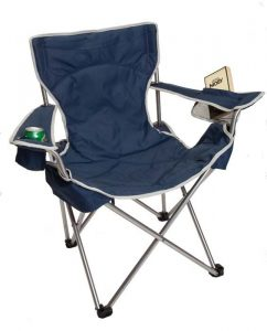 Navy Camping Chairs