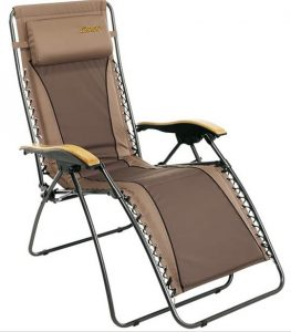 Padded Folding Camping Chairs