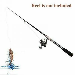 Plusinno Telescopic Fishing Rods