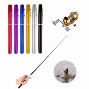 Pocket Pen Fishing Rods