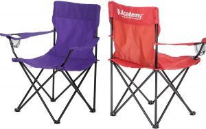Purple Camping Chairs
