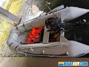 Quick Silver Inflatable Boats