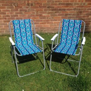 Retro Camping Chairs