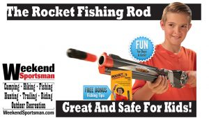 Rocket Fishing Rods For Kids