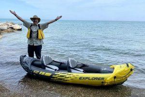Sea Eagle 2 Person Inflatable Kayaks