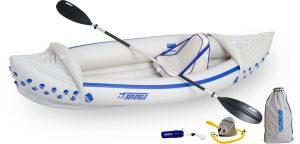 Sea Eagle 330 Inflatable Kayaks With…