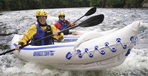 Sea Eagle 380x Inflatable Kayaks