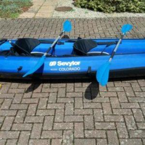 Sevylor Colorado Inflatable Kayaks