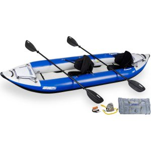Sevylor Colorado Inflatable Kayaks Combo