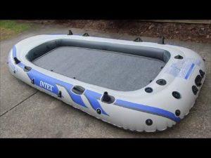 Sevylor Fish Hunter Inflatable Boats Kit