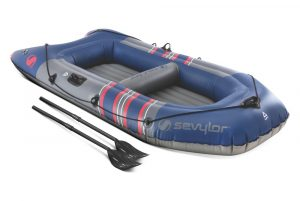 Sevylor Inflatable Boats 6 Person