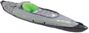 Sevylor K1 Quikpak Inflatable Kayaks