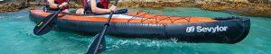 Sevylor Sit On Top Inflatable Kayaks