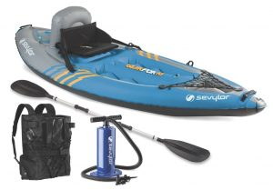 Sevylor Specialists 4 Person Inflatable Boats
