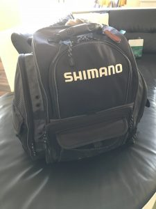 Shimano Black Moon Fishing Backpacks
