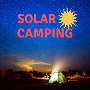 Solar Camping Stoves