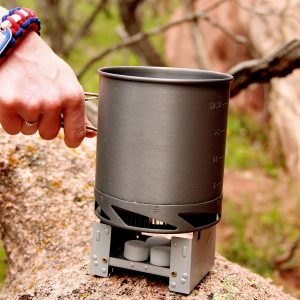 Solid Fuel Camping Stoves