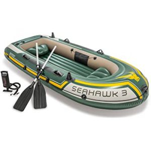 Solstice Voyager 4 Person Inflatable Boats