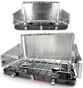 Stainless Steel Camping Stoves