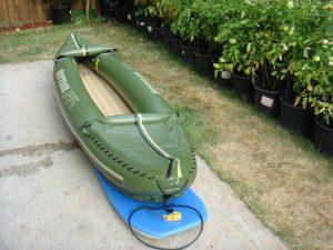 Tahiti Inflatable Kayaks