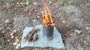 Tin Can Camping Stoves